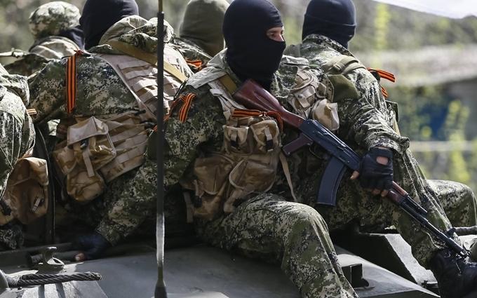 Російські військові на Донбасі потрапили під свої ж міни, є втрати