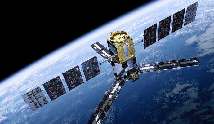Опубликовано фото северного сияния с МКС