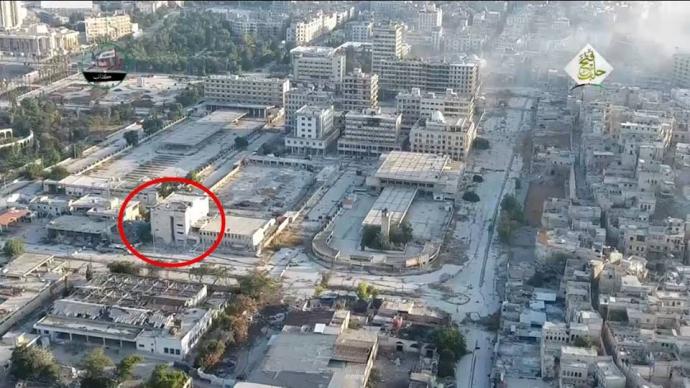 У Сирії підірвали штаб друга Путіна: з'явилося вражаюче відео (1)