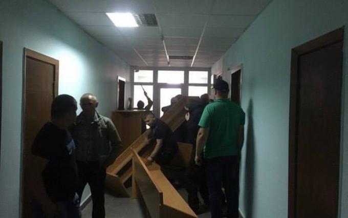 У суді по справі 2 травня в Одесі знову відбулися сутички: з'явилися фото