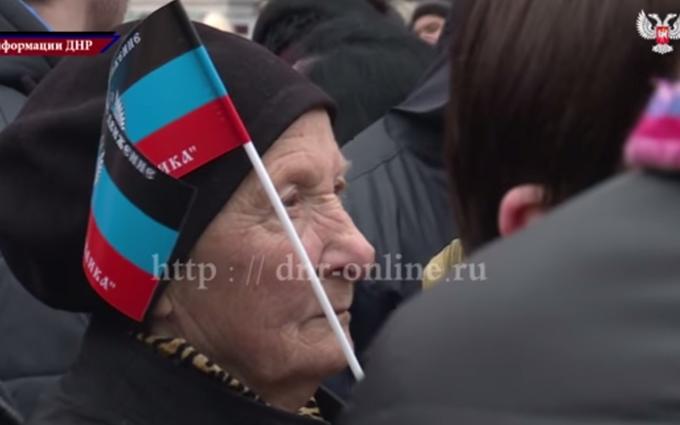 Главари ДНР признались, чего ждут от России: опубликовано видео