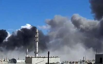 Російські бомбардувальники нанесли нові удари по Сирії