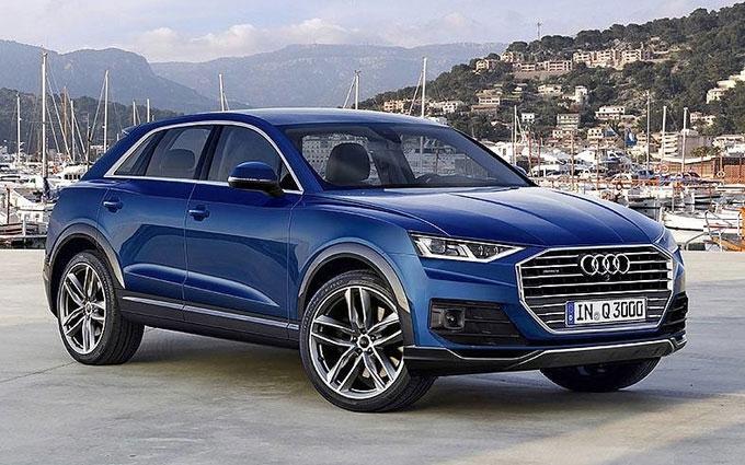 Стали известны характеристики нового кроссовера Audi Q3