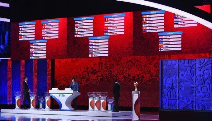 FIFA утвердила формат жеребьевки заключительной стадииЧМ