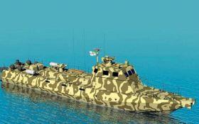 В Украине запустили постройку боевых катеров, росСМИ скрипят зубами: появились фото и видео