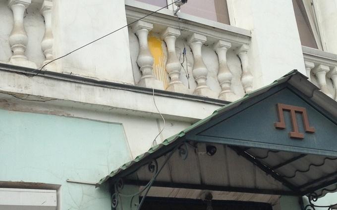 Оккупанты решили забрать здание Меджлиса в Крыму
