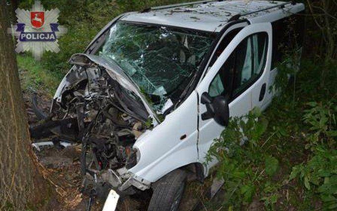 Ще один український автобус потрапив у смертельну ДТП в Польщі
