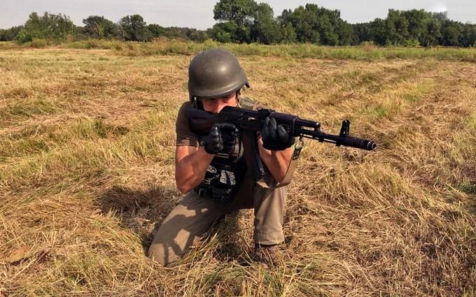 Штаб ООС: боевики изменили тактику наступления на Донбассе
