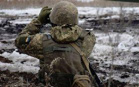 На Донбасі українські воїни знищили бойову машину піхоти окупантів
