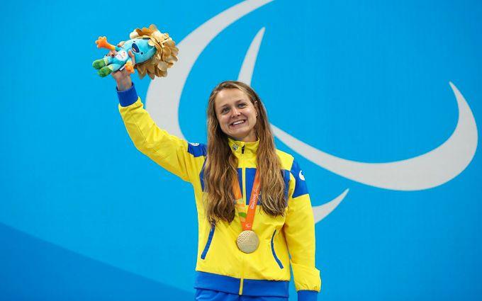 Украина вошла в тройку лучших стран на Паралимпиаде-2016