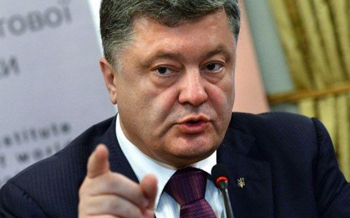 Порошенко зробив гучну заяву про війну з Росією