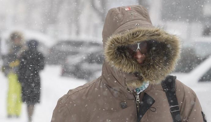 В Киеве и Киевской области ожидается штормовое предупреждение