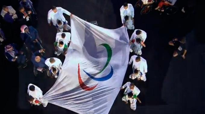 Церемония открытия Паралимпиады-2016: фото и видео из Рио (18)