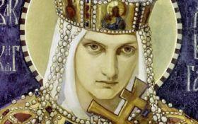 Москва присвоила себе киевскую святую и устроила пропаганду в Украине: появились фото и видео