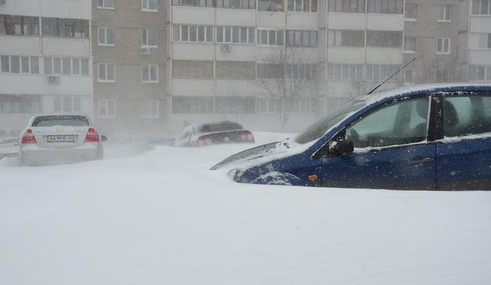 Для розчищення Миколаєва залучили військову техніку