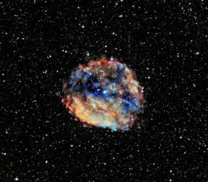 Супермісяць і загибель зірок: з'явився топ-10 фото від NASA за 2016 рік (3)