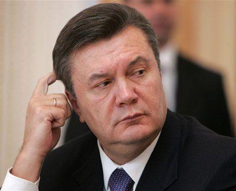 Янукович может забраковать закон о выборах