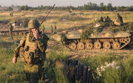Обострение на Донбассе - ВСУ понесли потери под огнем запрещенного оружия