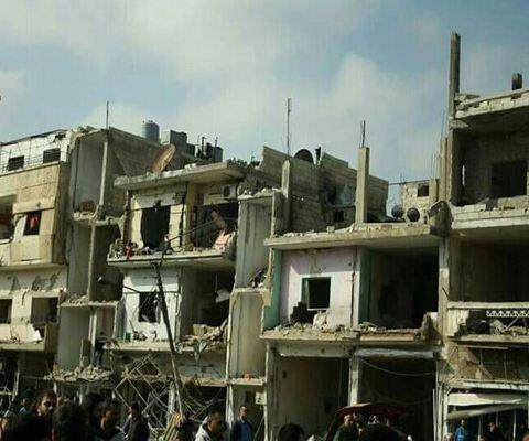 Взрывы в Дамаске унесли более 30 жизней: опубликованы фото (1)