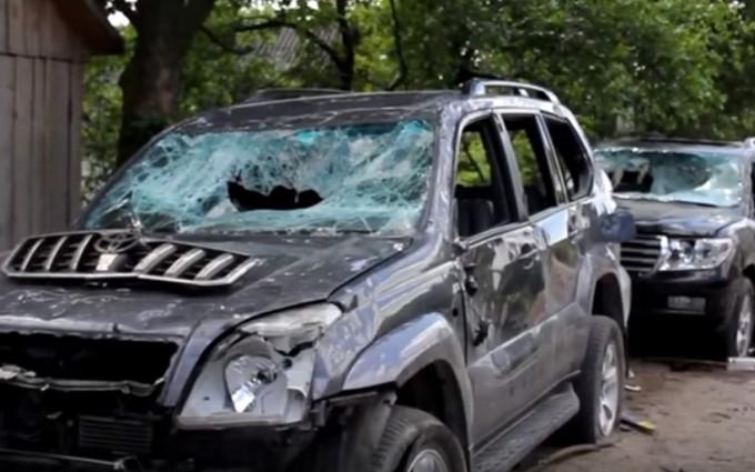Бурштинові війни в Україні: з'явилося відео з місця перестрілки на Житомирщині
