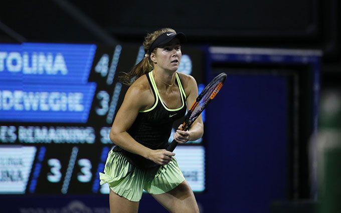 Найкраща тенісистка України перемогла росіянку на супертурнірі в Токіо