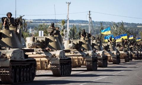Украинские воины подавили огневые позиции боевиков вблизи Гранитного и Крымского