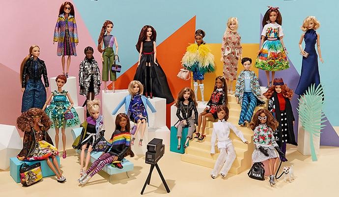 Куклы Барби сделают более реалистичными