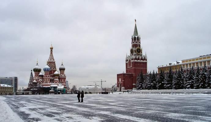 В Москве эвакуировали людей из трех крупных торговых центров