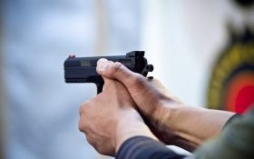 Співробітник військкомату в Житомирі влаштував стрілянину: з'явилися фото