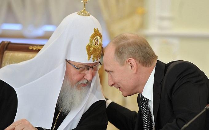 Путін хоче мати свого Папу Римського: в Україні пояснили завдання РПЦ