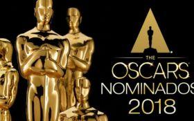 """Названо номінантів на """"Оскар 2018"""""""