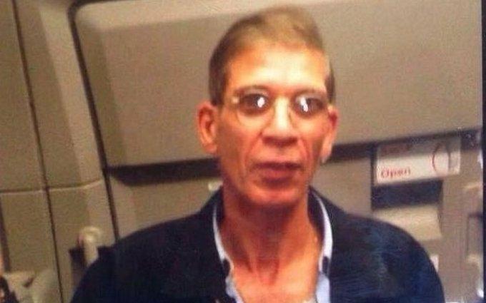 Угонщик египетского самолета арестован