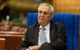 Выборы президента в Чехии: оглашены предварительные результаты