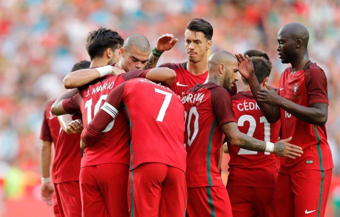 Португалія влаштувала феєричний розгром напередодні Євро-2016: опубліковано відео