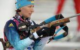 """Украинская биатлонистка получила """"бронзу"""" на этапе Кубка мира"""