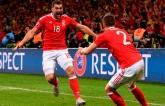 """Уэльс - Бельгия - 3-1: видео обзор исторической победы """"драконов"""" на Евро-2016"""