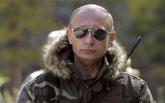 """Известный карикатурист показал, как Путин """"развивает"""" бизнес в России"""