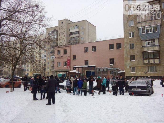 Взрыв квартиры в Сумах: появились фото и видео (1)