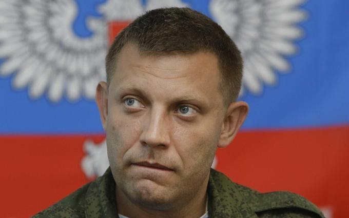 Ватажок ДНР розповів про плани на Верховну Раду