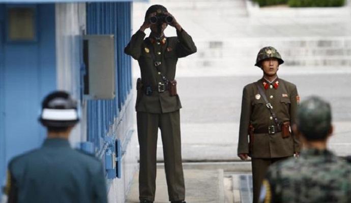 """В КНДР за """"враждебный акт"""" был арестован американский студент"""