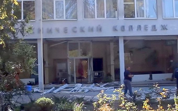 Відразу визначили ворогів: відео з реакцією російських пропагандистів на трагедію в Керчі обурило мережу