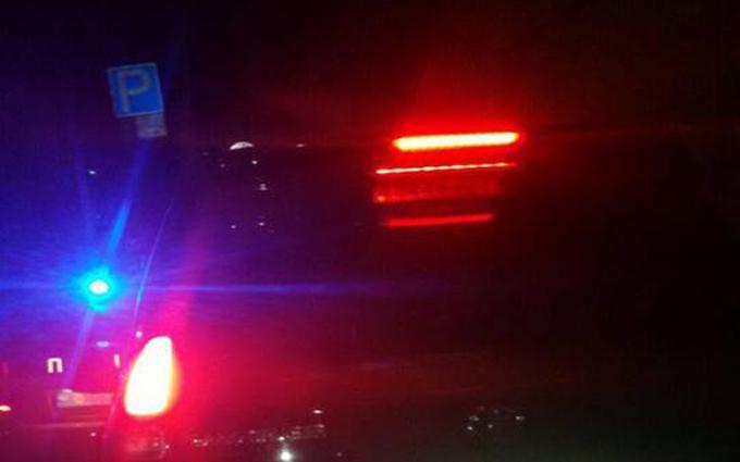 На Закарпатті п'яний чиновник намагався втекти від поліції: опубліковано фото