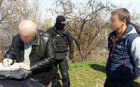 Задержание полицейских на Днепропетровщине: появились фото, видео и новые подробности