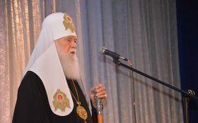 Патріарх Філарет: Путін думав захопити Одесу і Харків, але не врахував однієї речі