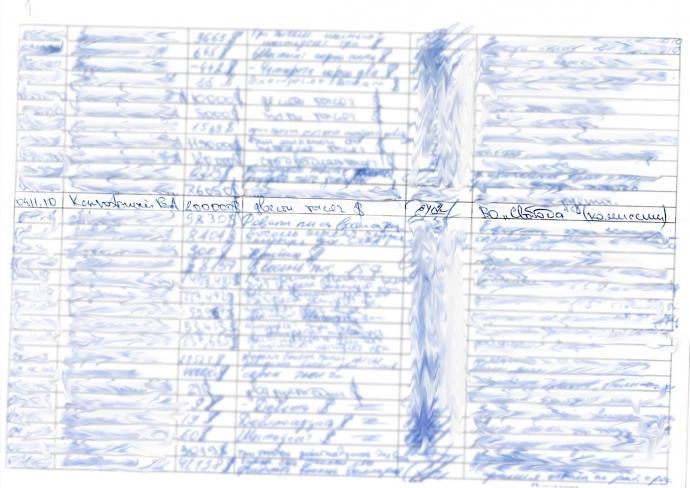 """У """"чорній касі"""" ПР знайшли компромат на борців із Януковичем: з'явилося фото (1)"""