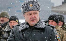Порошенко: вдоль границы с Украиной резко увеличилось количество войск РФ