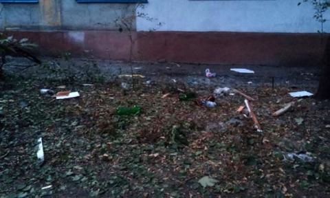 У Маріуполі з РПГ стріляли по житловому будинку (7 фото) (2)