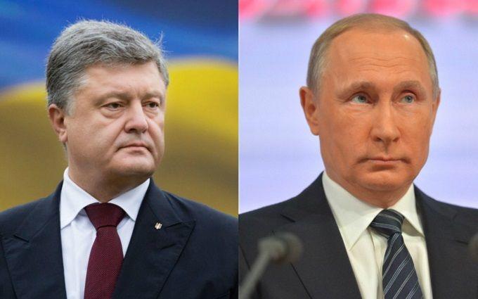 Порошенко навів докази того, що Путін бреше
