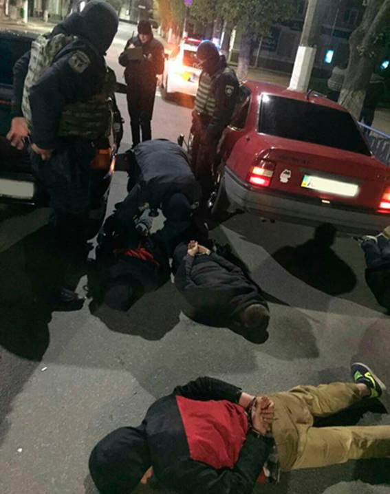 В Житомирской области полиция ликвидировала опасную банду грабителей: опубликовано фото (2)