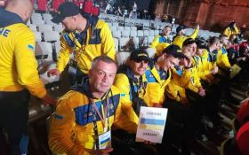 Игры Непокоренных 2018: украинские спортсмены завоевали первую медаль